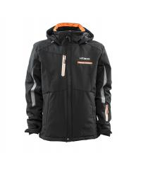 Softshell jacket black/grey 16