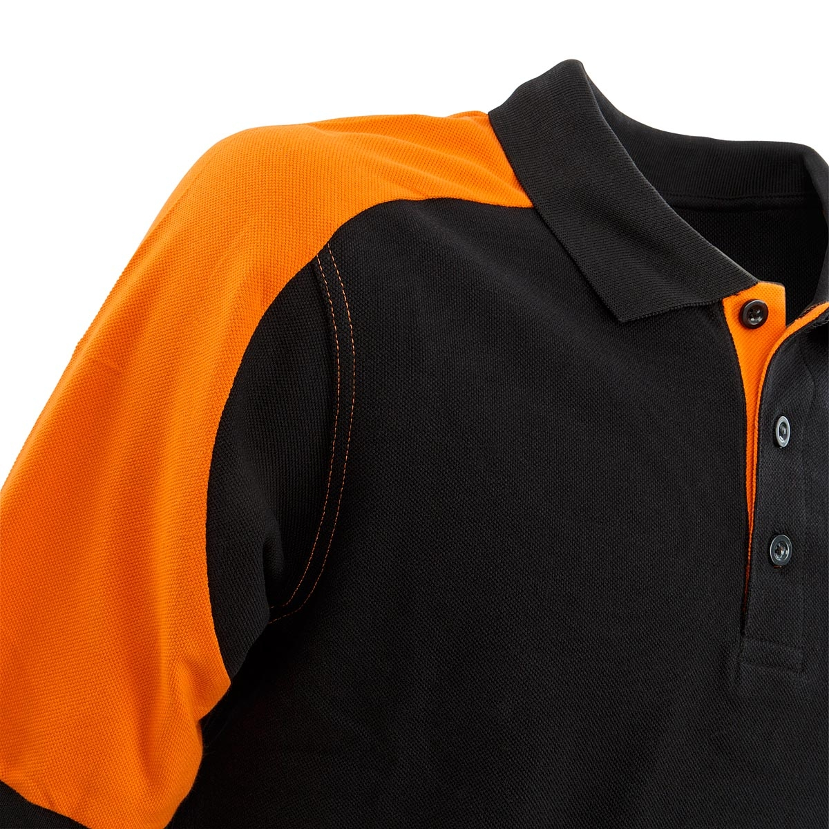 Black Polo Shirt Men